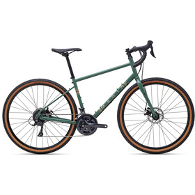 Marin Four Corners, gloss green/tan